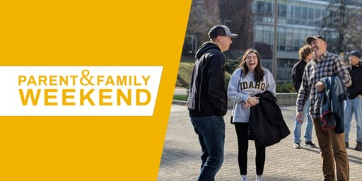 Fall Parent & Family Weekend 2019