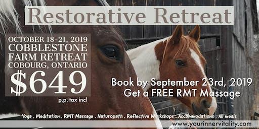 Restorative Retreat
