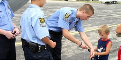 Willoughby Law Enforcement Explorers Open House