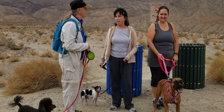 Happy Tails Dog Adventure at the La Quinta Cove tickets