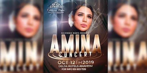 Amina Concert