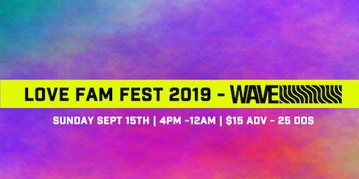 Love Fam Fest 2019
