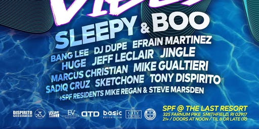 SPF Presents Liquid Vibes