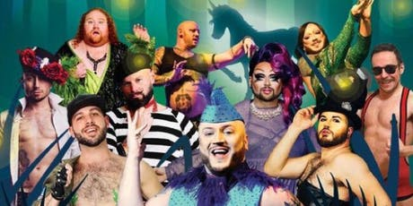 Bearlesque:  All Male Revue! tickets