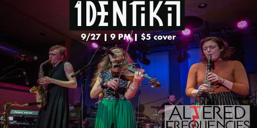 Identikit at Altered Frequencies