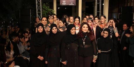 EMPOWERING WOMEN REFUGEES IN PAKISTAN TALK BY DESIGNER HUMA ADNAN AT BUYERS.FASHION tickets