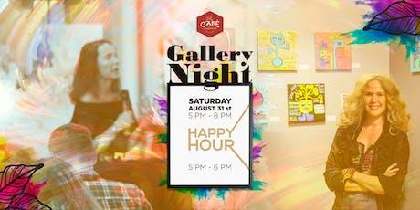 Gallery Night tickets