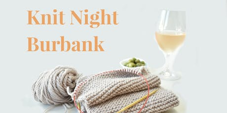 Row House Knit Night - Burbank - Sept 17th tickets