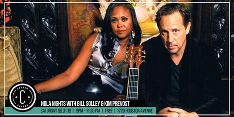 NOLA Nights with Kim Prevost and Bill Solley tickets
