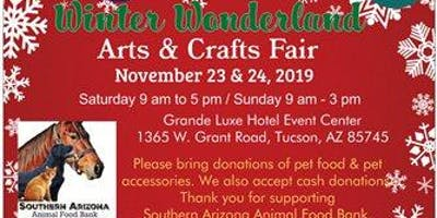 Winter Wonderland Arts & Crafts Fair