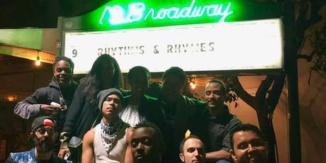 9pm - Rhythms & Rhymes tickets