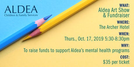 Aldea Art Show and Fundraiser tickets