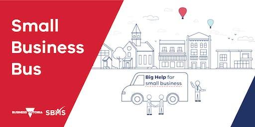 Small Business Bus: Malvern