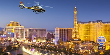 Helicopter Nightly Strip Tour- Labor Day Weekend tickets