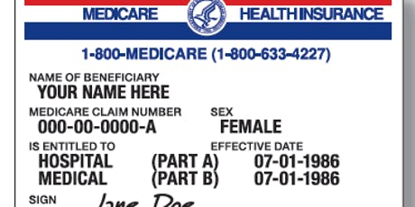 Medicare Made Clear: Benefits, Costs, and Important Dates tickets