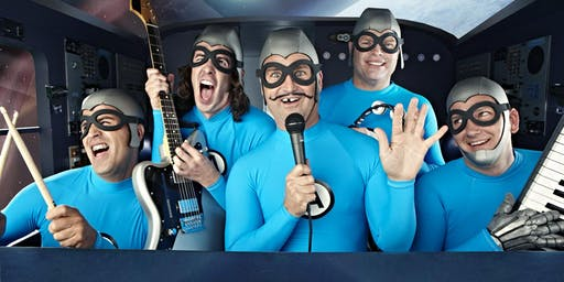 THE AQUABATS with special guests PPL MVR