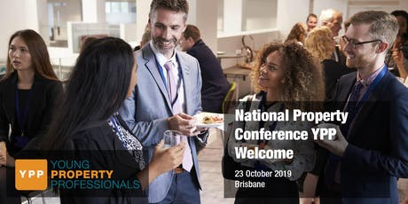 National Young Property Professionals (YPP) - NPC Welcome tickets
