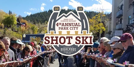 4th Annual Park City Shot Ski tickets