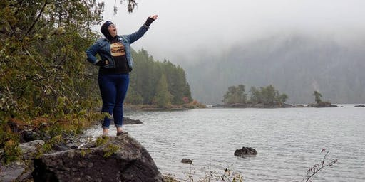 Fat Girls Hiking, London, UK:  Egham to Runnymede Countryside