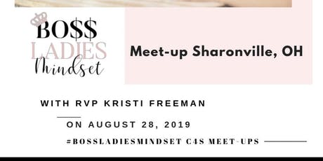 Crowned for Success Girl Gang Meetup tickets