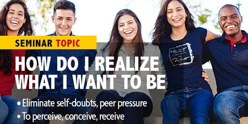 How do youth & teens realize what they want to be?