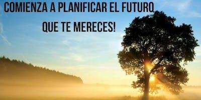 Planifica hoy el Futuro que te Mereces!