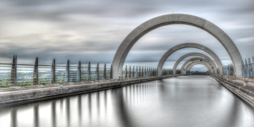 Digital Camera Skills Walk - Falkirk Wheel