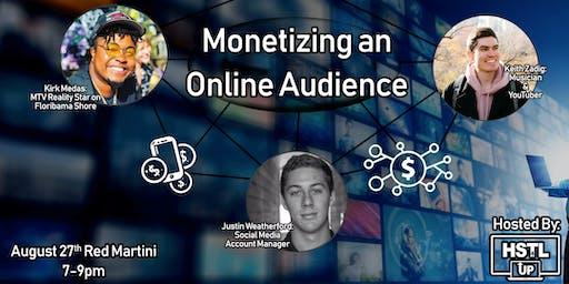 HSTL-ATL: Monetizing an Online Influence