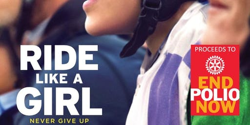 Ride Like a Girl  - Rotary - End Polio Now Fundraiser