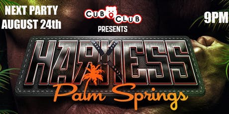 HARNESS PALM SPRINGS tickets