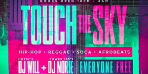 Touch the Sky: A HipHop vs Reggae vs Soca Pre Labor...