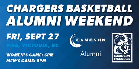 Chargers Basketball Alumni Event tickets