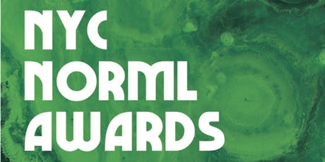 NYC NORML AWARDS tickets