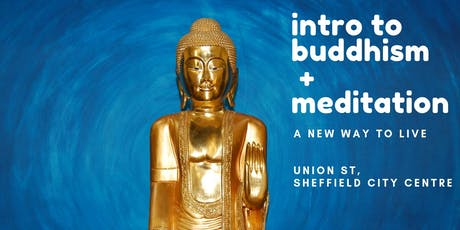 introduction to Buddhism & Meditation - Sub25 Course  tickets