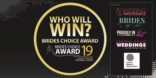 Central Coast Brides Choice Awards Gala Cocktail Party 2019