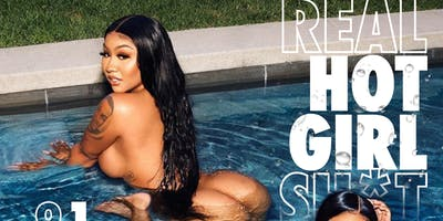 Real Hot Girl Sh*T Hosted By Ari @therealkylesister Ludaday Weekend