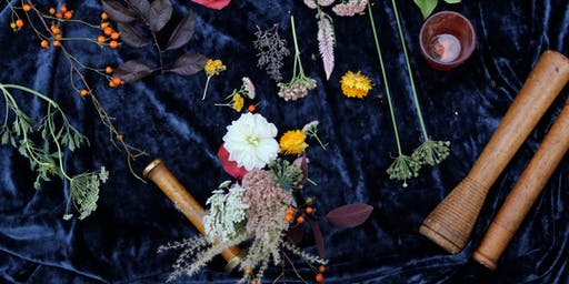 Cosmic Herbalism: Planetary Magick with Julie Benefico