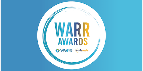 2019 Waste and Resource Recovery (WARR) Awards tickets