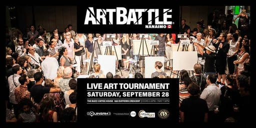 Art Battle Nanaimo - September 28, 2019