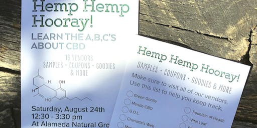 Hemp Hemp Hooray!