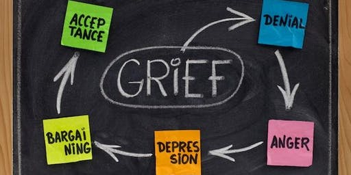 Coping with Grief through the Holidays 2019