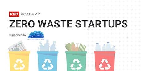 Zero Waste Startups tickets
