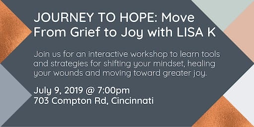 Move from Grief to Joy with Lisa K