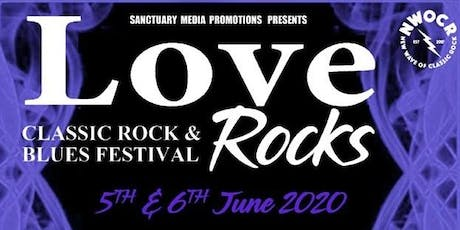 Loverocks 2020 - Classic Rock & Blues Festival - Bournemouth tickets