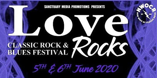 Loverocks 2020 - Classic Rock & Blues Festival - Bournemouth