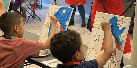 ALLURE KIDS Art Class tickets