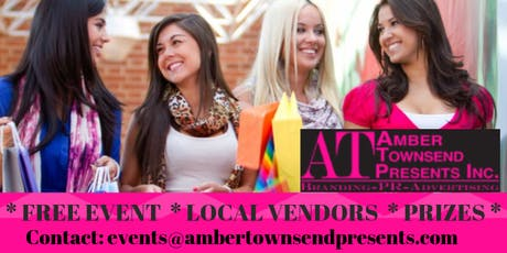 """ATPresents Sip Shop & Socialize"" Business Networking tickets"