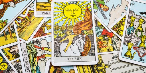 Intro to Tarot - Cups