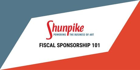 Fiscal Sponsorship 101 tickets