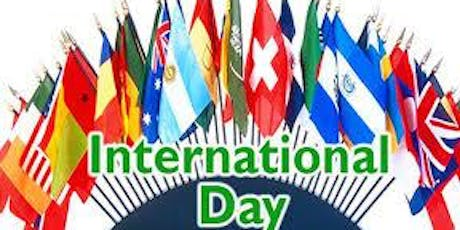 32nd Annual International Day tickets